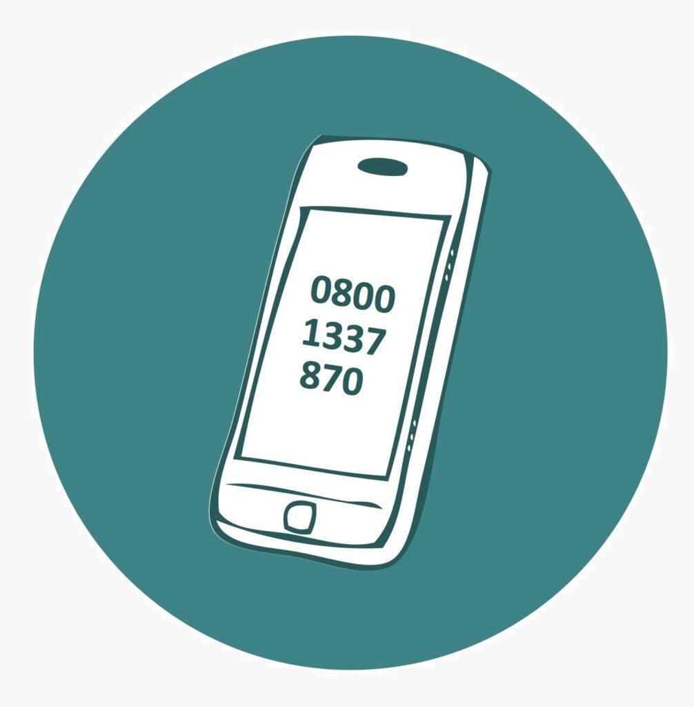 Phone icon V2